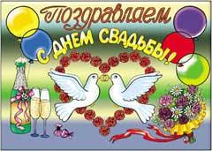 Тексты свадебных плакатов и лозунгов